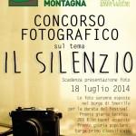 Locandina 2° concorso fotografico